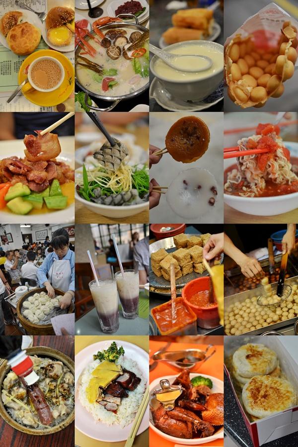 Classic Hong Kong Food